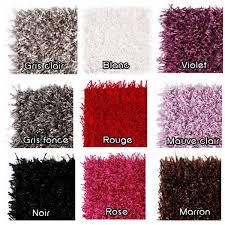 tapis shaggy echantillon de tapis dalles de tapis shaggy