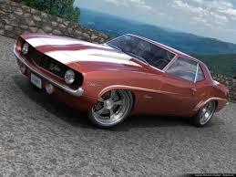 1969 camaro z28 wallpaper smokescreen
