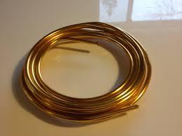 brown floral wire gold 6 wire 9 5 gold wire floral wire gold floral