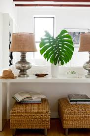 Decorating A Sofa Table Behind A Couch Console Tables Some Unexpected Ideas