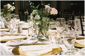 u0026 gold contemporary art deco influenced wedding natalie u0026 david
