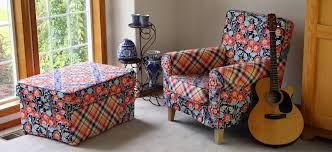 Slipcovers For Chair And Ottoman How To Slipcover A Storage Ottoman Sew Mama Sew
