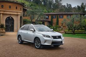 lexus rx 350 sport review 2013 lexus rx 350 f sport first drive automobile magazine