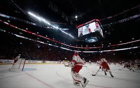 Hockey Scoreboard Light Fixture Sports Beginning To See The Energy Efficient Light The New York