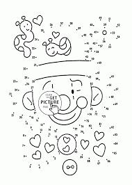 dot dot coloring pages print tags dot dot coloring dot