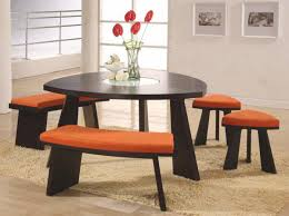 triangle dining table with lazy susan u2013 home in wallpaper