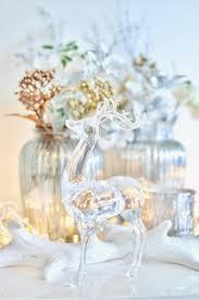 Mercury Glass Vases Diy Diy Mercury Glass Christmas Centrepiece A House Full Of Sunshine
