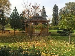 St Albert Botanical Gardens Living The Gardening St Albert Botanical Park A Gem In