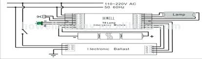 wiring diagram maintained emergency lighting for non fluorescent