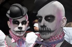 2011 halloween freak show amsterdam spook