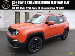 jeep renegade orange 2017 omaha orange jeep renegade altitude 4x4 117792538 gtcarlot