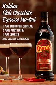 chocolate espresso martini 8 best kahlua holiday classic drinks images on pinterest