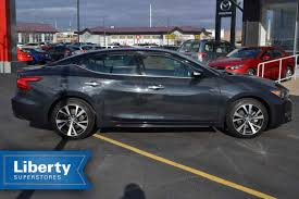 nissan maxima 2017 black 2017 nissan maxima in south dakota for sale used cars on