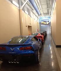 the corvettes chevrolet says it will restore eight corvettes swallowed by