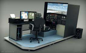 Flight Sim Desk Fnpt I Flight Simulator G24 Studio