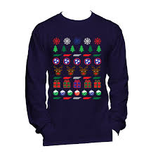 tennessee ugly christmas sweater mens long sleeve t shirt my