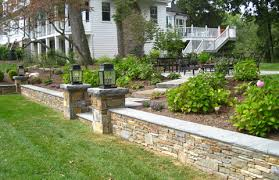 retaining walls mailboxes and piers u2013 absolute