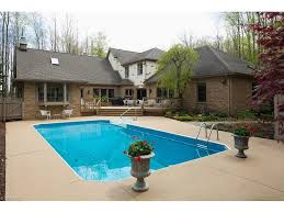 homes for sale in chagrin falls ohio with pools chagrin falls
