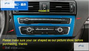 bmw 1 series centre console aliexpress com buy interior for bmw 1 series 116i 118i f20