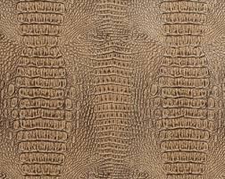 Alligator Upholstery Metallic Bronze Embossed Alligator Upholstery Vinyl By The Yard