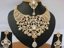 wedding jewellery sets gold gold plated bridal jewellery set pegasi global navi mumbai id