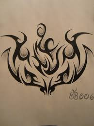 tribal tattoo design by blackbutterfly006 on deviantart