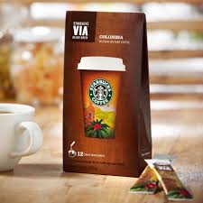 other products starbucks coffee australia