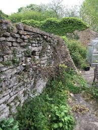 garden walls stone n wraxall garden wall restoration bespoke stone walling