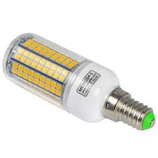 Infrared Led Light Bulb by E14 15w Led Corn Light 180x 2835 Smd Led Bulb Lamp In Warm White