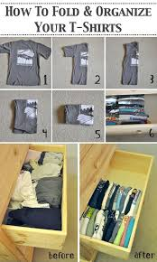 The Best Ways To Organize - 31 clothing tips u0026 tricks every should know life hacks