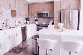 astounding design of the italian kitchen decor with white marble
