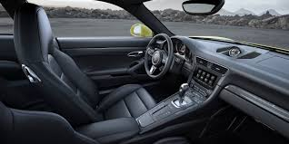 porsche cars interior here u0027s the 2017 porsche 911 turbo coupe and cabriolet