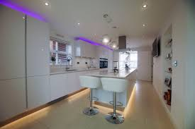 Kitchen Mood Lighting Lighting Blax German Kitchens
