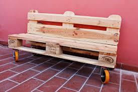 panchine prezzi panchina di bancali faidate tutorial divano di pallet