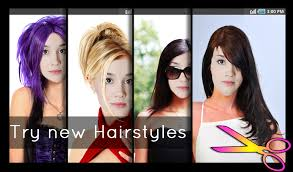 see what you would look like with different color hair hairstyles fun and fashion android apps on google play