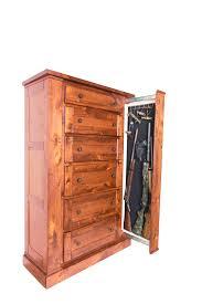 Ikea Aneboda Dresser Slides by Hidden Gun Drawer Chest Of Drawers
