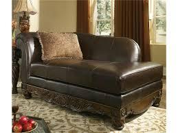 north shore sofa and loveseat millennium north shore dark brown leather corner chaise royal