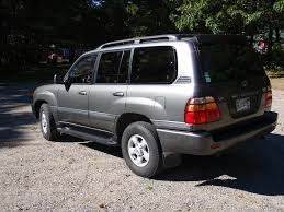 99 toyota land cruiser 1999 toyota land cruiser information and photos zombiedrive