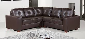 Leather Sofa World FS Inspire - Corner leather sofas