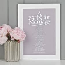 How To Frame A Print Personalised Marriage Print With Marriage Poem By Bespoke Verse