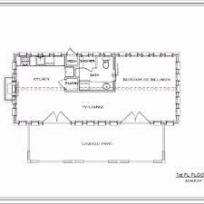 pool cabana floor plans modern house plans backyard guest plan sft chargers football 7