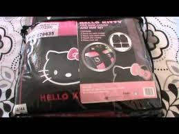 hellokittygoodies kitty car seat covers matts u0026 large