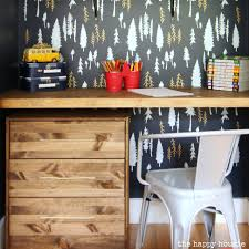 rast hack ikea rast dresser turned desk storage unit rustic rast