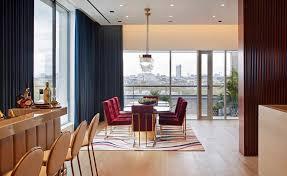 Penthouse Interior A New London Penthouse Boasts Buckingham Palace Views Wallpaper