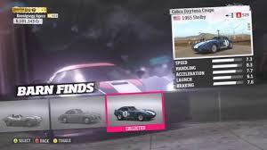 Barn Finds Cars Forza Horizon All 9 Barn Find Cars Youtube