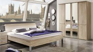 contemporary bedroom furniture sets stylform athena oak