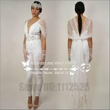 Wedding Dress Jumpsuit Aliexpress Com Buy Awp 1030 Sheath Wedding Catsuit Dresses