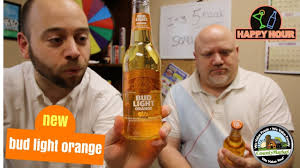 how much alcohol is in natural light beer bud light orange first taste review youtube