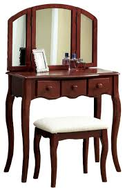 Vanity Table And Bench Set Bedroom Vanity Table With Drawers Home U0026 Interior Design