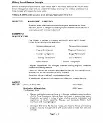to civilian resume template to civilian resume template sle term 1page